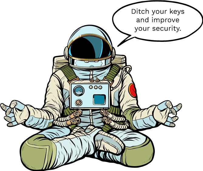 improve your security for peace of mind