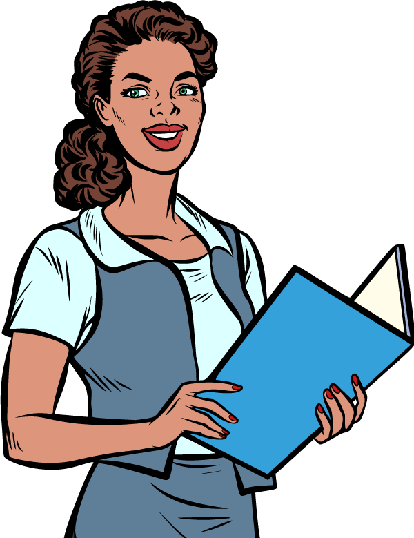 business woman image