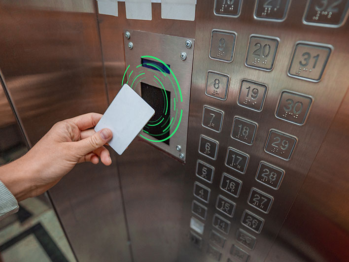 Elevator access control system installers-Chicago